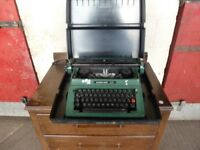 Silver Reed 500 Ribbon Typewriter Shop Display Item Delivery Available £5