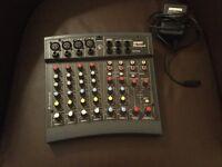Soundcraft Spirit Notepad RW5354 sound mixer