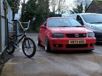 Volkswagen Polo 6n2 GTI 3 door red