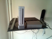 Nintendo wii with loads of games etc honest hard to find bargain