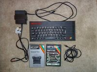 ZX Spectrum+ 128k - Retro Computing at it's Best