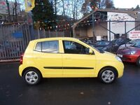 KIA Picanto 1.1 Chill 5dr 1LADY OWNER FROM NEW £30 TAX A YEAR 09/09