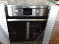 brand new AEG single built in oven