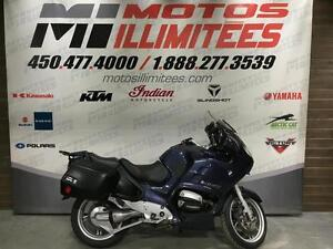 2001 BMW R1150RT TOURER