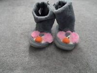 New with tags from Next. girls / ladies slipper Size 3