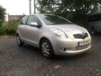Toyota Yaris 1.3 VVT-i T3 3dr hpi clear/ finance available/ 3 month engine an...