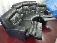 Corner / Curved sofa...FREE delivery