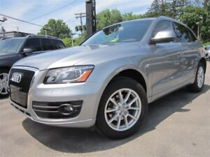 2011 Audi Q5 3.2L PREMIUM PLUS~PANORAMA ROOF~55KMS !!!