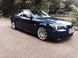 Bmw 530d M Sport 2009 Business Edition Automatic ***Leathers*Sat Nav****