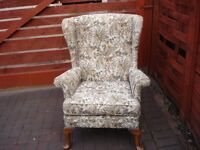 older style chair