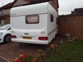 Lunar Stellar 400, 2 berth. Excellent condition. Welcome any inspection.