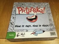 Brand New 'PICTUREKA' by Hasbro Games