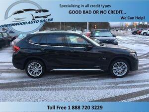2012 BMW X1 3 yr warranty incld,xDrive28i, LEATHER, SUNROOF, AWD