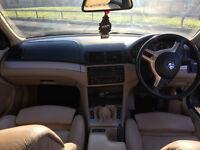BMW E46 330D DIESEL TOURING**MOT TILL 11/2017**