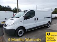 Vauxhall Vivaro 2.9T 2.0 CDTI 90 LWB