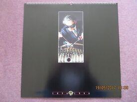 Jaguar Calendars