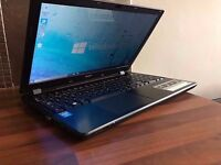 SWAP/SALE LAPTOP ACER i7 with turbo up to 3.1GHZ processor 4gb ram 500gb hdd