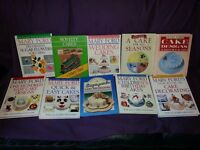Mary Ford Cake Decorating Books