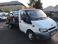 FORD TRANSIT RECOVERY TRUCK FOR SALE