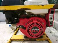 Honda generator 3.75kw key start