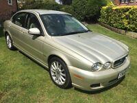 Fantastic Value 2008 58 Jaguar 2.2 Diesel X Type S Model April 2018 MOT Very Well Cared For Vehicle