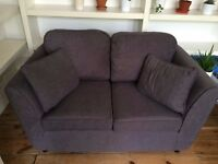 As New Grey 2 Seater Sofa For Sale £120 - Finsbury Park Pickup