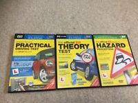 The Official DSA Complete Learner Driver Pack (PC CD). Collection Only
