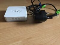 Sky wireless WiFi extender/ booster box-very good condition