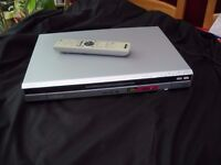 Sony dvd recorder with 80gb Hard drive