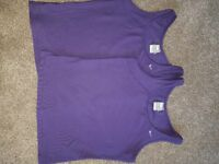 2 Nike Fit Dry Ladies exercise tops unworn