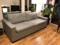 Sofa bed for sale in Hoxton