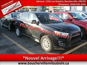 2014 Mitsubishi RVR SE*4x4, AIR CLIM, AUTOMATIQUE*