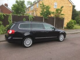 VW Passat Estate Highline,Auto/DSG,Leather heated Seats, Ice cold Air con,Diesel,Full History.