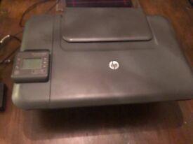 HP all in one deskjet 3055a