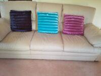 two 3 setar sofa for sale