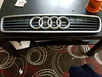 audi car front grill
