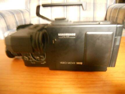 Nordmende CV 155 Video Movie Camera Revesby Bankstown Area Preview