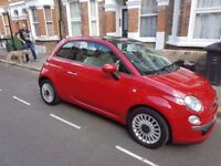 Fiat 500, 1.2 Lounge - 1 careful lady owner, from new, with Full Service History!