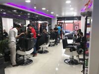 Barber Shop Hairdresser Business For Sale - Premises Only - Busy Rusholme Area - Flat Included