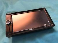 Sony XAV-602BT Double Din, Dvd, Bluetooth, Mirror Link, USB, Sat Nav Compatible, Face Only, faulty