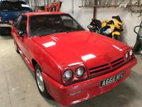 OPEL MANTA GTE 2000CC HATCH