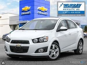 2015 Chevrolet Sonic LT**Sunroof, Heated Seats, Bluetooth**