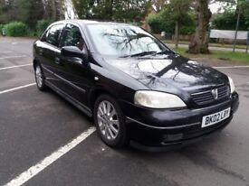 Vauxhall astra 1.8 cdx