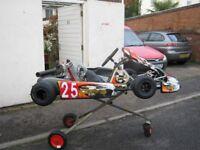 C R G Junior 125 Rotax