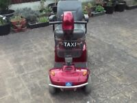 mayfair freerider,pavement use,4 mph,free local delivery other at cost of fuel.good batteries.