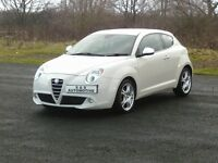 2009 ALFA MITO VELOCE 1248cc JTDM 12 MONTHS M.O.T 6 MONTHS WARRANTY (FINANCE AVAILABLE)