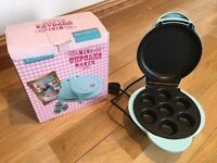 Lakeland- mini cupcake maker
