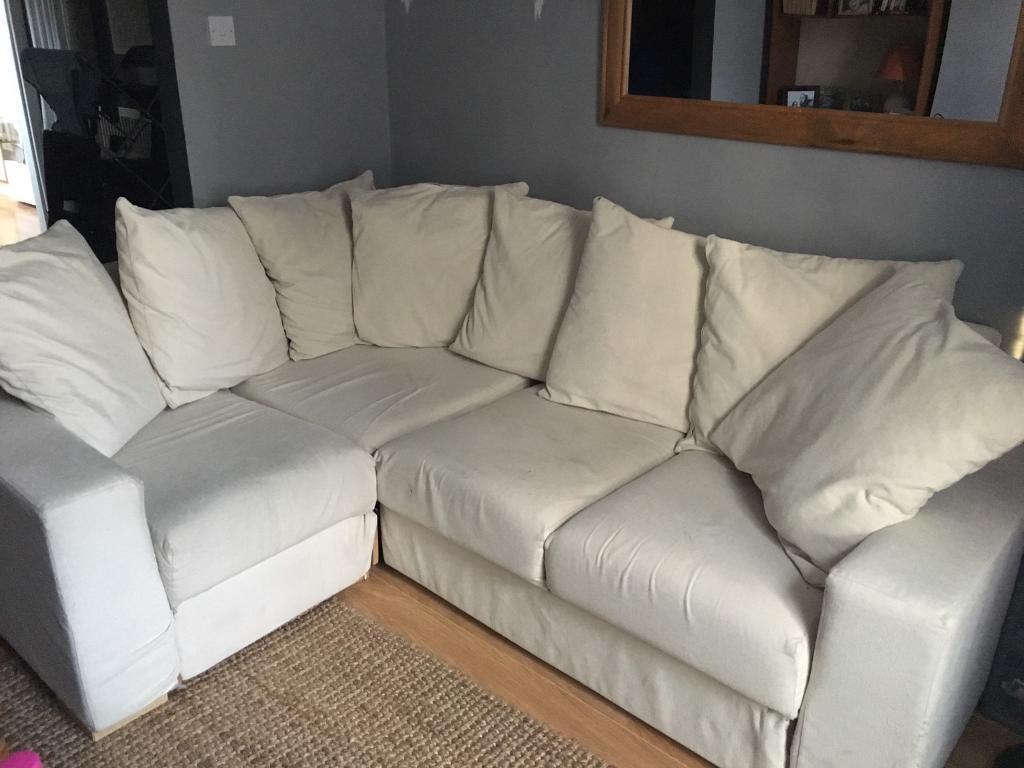Wondrous Corner Sofa Lounge Flat Pack Nabru In Ipswich Suffolk Gumtree Machost Co Dining Chair Design Ideas Machostcouk