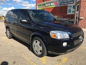 2007 Chevrolet Uplander NO ACCIDENT - SAFETY & WARRANTY INCLUDED