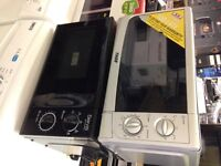 VARIETY OF MICROWAVES AVAILABLE IN STORE STARTING FROM £30